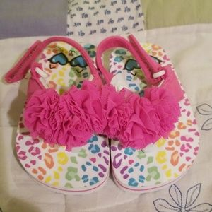 Other - Sandals for baby girl.